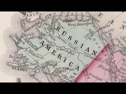 Как русские появились в Америке: история русской диаспоры в США , Яляска часть России