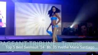 Video Bb Pilipinas 2014 Top 20 - Swimsuit Competition download MP3, 3GP, MP4, WEBM, AVI, FLV Juni 2018
