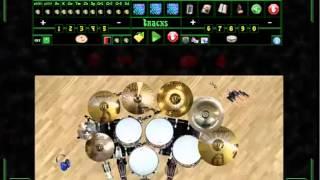 Pujiono   Manisnya Negeriku Virtual Drum Cover
