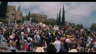 """Мы все их голоса"""" - Грандиозный марш за права животных! Город Хайфа. 24 июля  2015 года."""