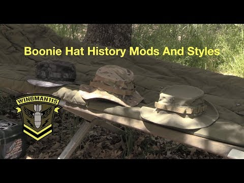Boonie Hat History Mods And Styles