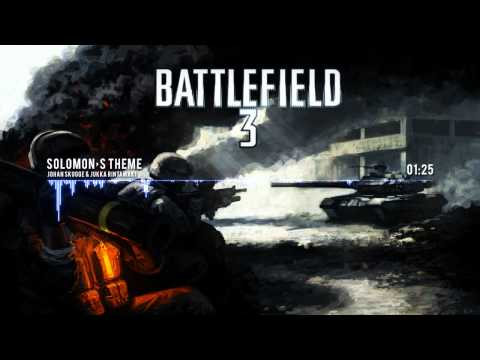 """Battlefield 3"" Soundtrack - Solomon's Theme by Johan Skugge & Jukka Rintamaki"