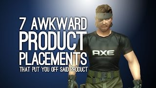 7 Awkward Product Placements That Put You Off Said Product, Probably
