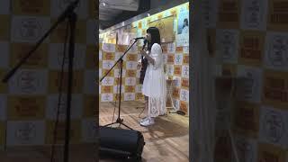 20190424原田珠々華 1st Mini Album「はじめての青」発売記念イベントタワーレコード新宿店