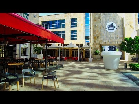 Masa Square - Central Business District - Gaborone - Botswan