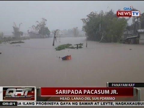 QRT: Panayam kay Saripada Pacasum Jr., Head, Lanao del Sur PDRRMO