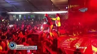 DJ Bash, Naiboi, King Kaka, Nyashinski, Bas, Stefflon Don, Desiigner - Jameson Connect 2018 (Part 1)
