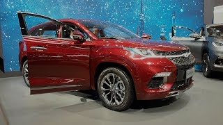Chery Exeed TX 2018 In detail review walkaround Interior Exterior