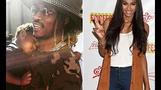 Future & Ciara Settle Custody Battle over son. They agree to Joint Custody & Drop Defamation Lawsuit