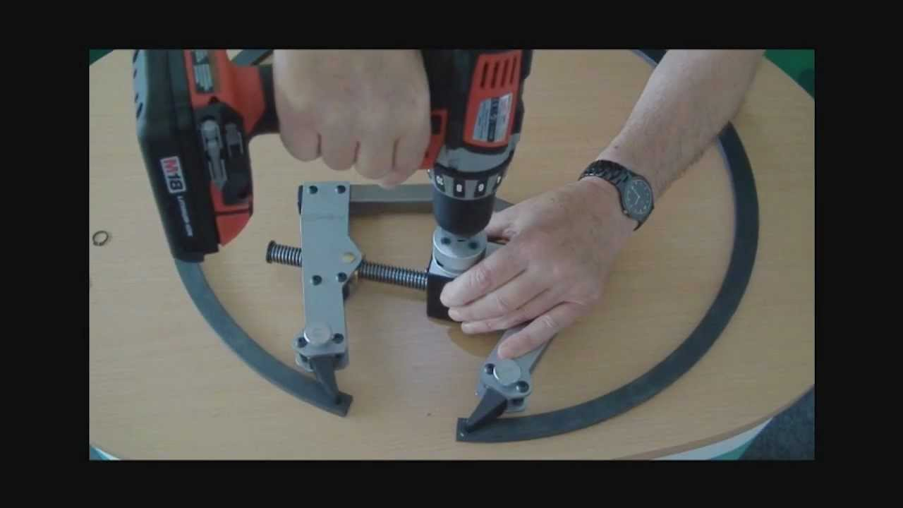 How To Remove A Snap Ring Without Snap Ring Pliers