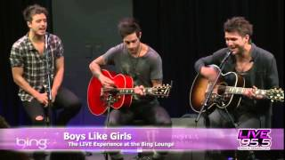 Baixar - Boys Like Girls The Great Escape Live 95 5 In The Bing Lounge Grátis