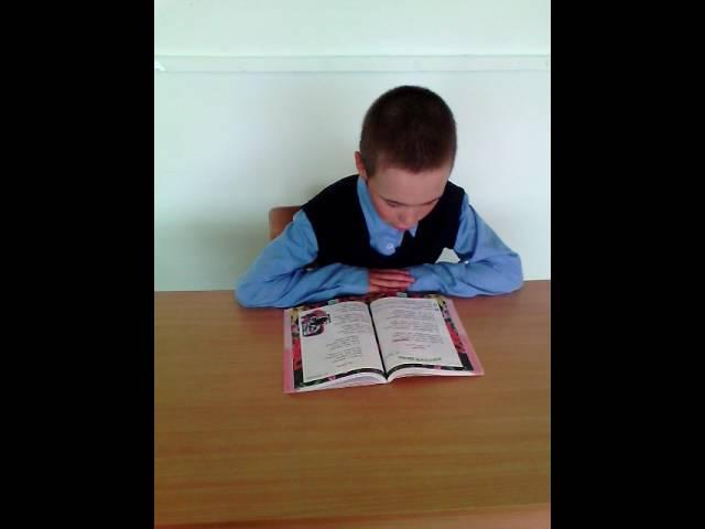 Ильнар Гимранов читает произведение «Матери» (Бунин Иван Алексеевич)