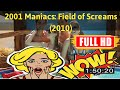 [ [LIVE REVIEW] ] No.48 @2001 Maniacs: Field of Screams (2010) #The3042sscof