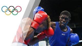Men's Light Fly Boxing Semi-Final B | Rio Replay