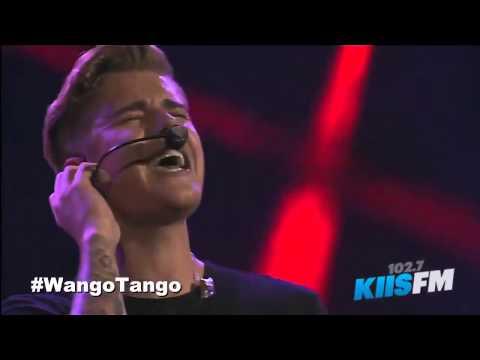 Justin Bieber Art Wango Tango Live - Hold Tight N, All That Matters