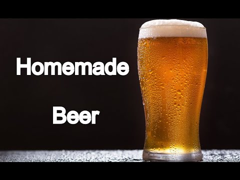 HOW TO MAKE  HOMEMADE BEER || Make Beer With Pineapple || Mr. Maker