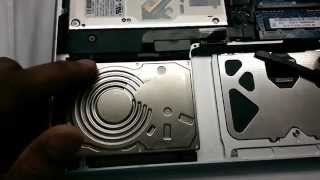 MacBook Pro Battery, SSD Hard Drive and Ram Replacement Tutorial
