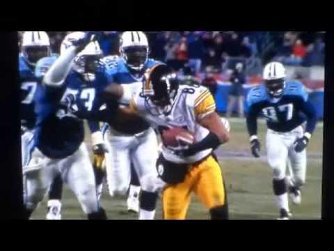 """Hines Ward: """"Steelers Warrior"""""""