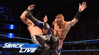Baixar - Heath Slater And Rhyno American Alpha Vs The Usos The Ascension Smackdown Live Sept 27 2016 Grátis