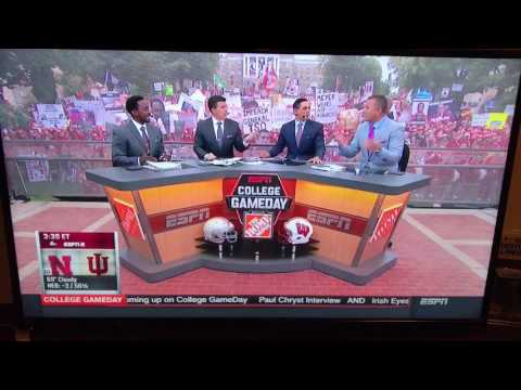 Nebraska gameday 10/15/16