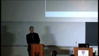 Freedom Chained: The Reality of Human Slavery TODAY with Scott Forbes at McMaster University