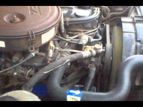 5 wire thermostat diagram dual battery wiring car audio 1988 nissan pickup truck z24 2.4 liter 4cyl automatic - youtube