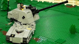 Huge LEGO GI Joe Cobra battle (Pt. 2) - BrickFair Virginia 2014