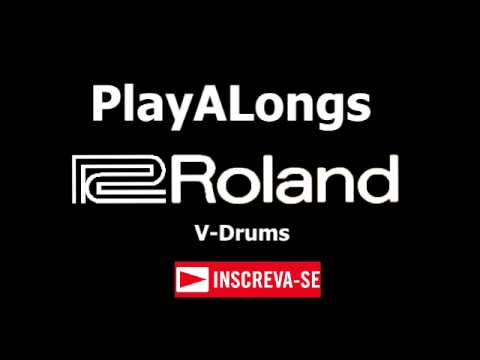 PlayAlong de Bateria - Acid Jazz - [Roland]