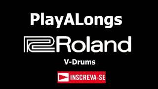 PlayAlong de Bateria - Acid Jazz - [Roland]
