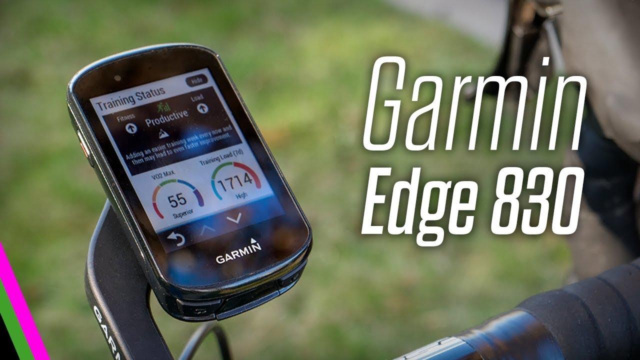 garmin edge 830 new performance navigation and mountain bike dynamics youtube. Black Bedroom Furniture Sets. Home Design Ideas