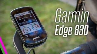 Garmin Edge 830: NEW Performance, Navigation, and Mountain Bike Dynamics!