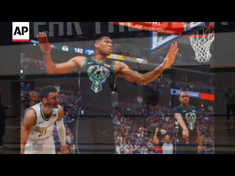 Bucks' Giannis Antetokounmpo Eager For Playoff Series Win