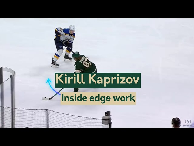 Kirill Kaprizov | Inside Edge