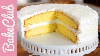 Lemon Meringue Cake | Ben Und Bellchen