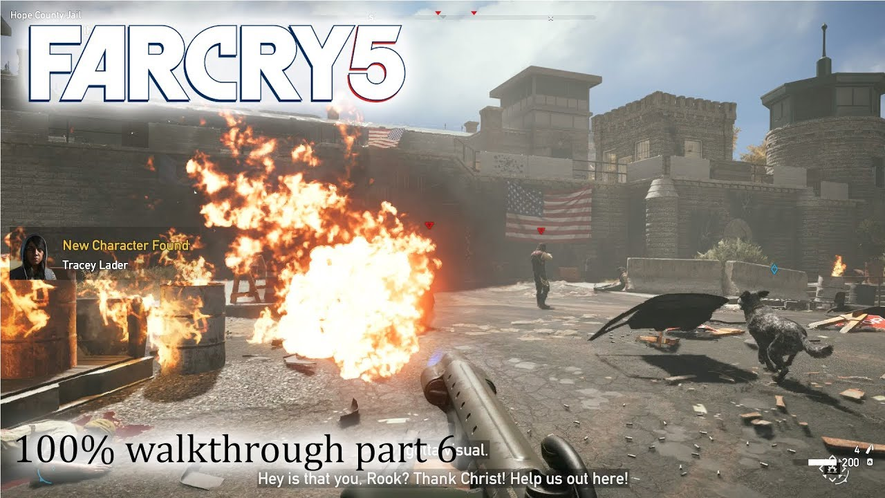 far cry 5 1080p 60fps