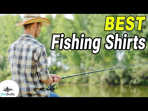 Best Fishing Shirts In 2020 – Expert's Choice For Fishing!