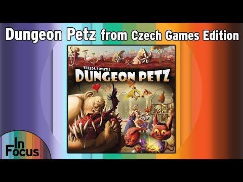Dungeon Petz In Focus