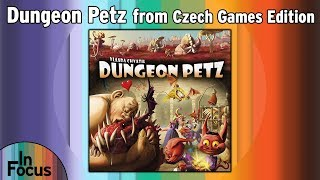 Dungeon Petz In Focus
