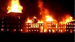 Burning Man 2012: Burn Wall Street