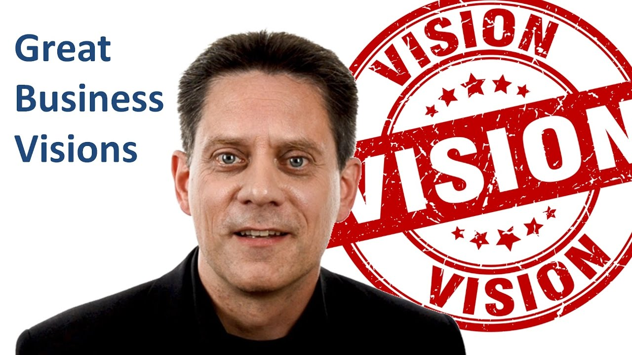 good and bad examples for vision statements youtube