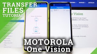 How to Transfer Data from Motorola One Vision - Move Android Data
