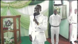 APOSTOLIC GOSPEL MINISTRY  SERMON: HONOUR BY PROPHET KEVIN NUBIDGA PART 1