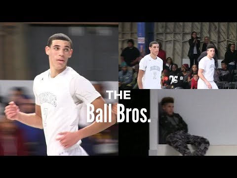 Lonzo Ball takes over the Game with LiAngelo Ball vs Top ranked Alemany at the Jordan Hangar🔥