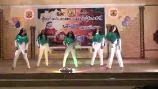 Choreography - Poonilavil Aadum