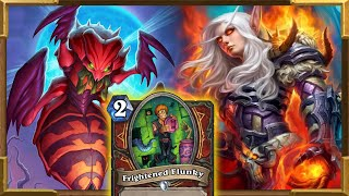 Hearthstone: Aggro Charge Warrior Goes Only Face Part 3 | Fast Wins | Fast Legend | Saviors Of Uldum