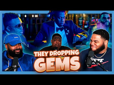 DJ Khaled ft. Nas, JAY-Z & James Fauntleroy and Harmonies by The Hive – SORRY NOT SORRY (Reaction)