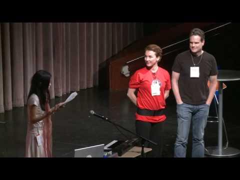 TEDxPotomac - Yoko K - Organic Electronica: Elixir of Harmony