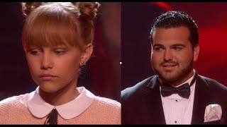 The Results Show (Part 1)| Sal Valentinetti \u0026 Grace VanderWaal | Semifinals