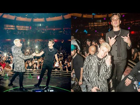 Chino - G-EAZY and MGK officially end their beef [PICS and VIDEO]
