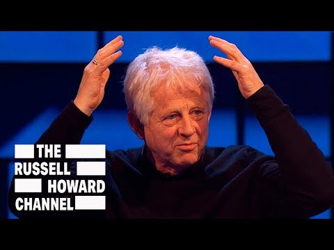Richard Curtis on Hugh Grant's rejection, Comic Relief & His Love Of Lifts - The Russell Howard Hour